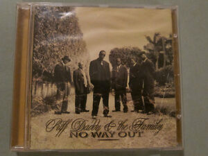 Puff Daddy & the Family - No Way Out Kingston Kingston Area image 1