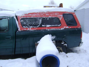 Parting  Out 2000 F 150 Ford Pick up