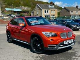 image for 2013 BMW X1 xDrive 20d xLine 5dr Step Auto ESTATE Diesel Automatic
