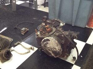 1982 Honda CR480 Bottom end and other parts