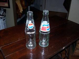 Pair Of Pepsi Bottles From Egypt