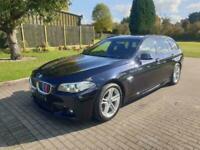2014 BMW 5 Series 2.0 520d M Sport Touring 5dr Estate Diesel Automatic