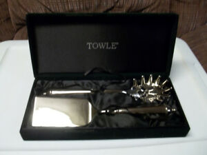 Towle Silver Plated Pasta & Cake Server.