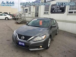 2016 Nissan Altima S  - Certified - Bluetooth