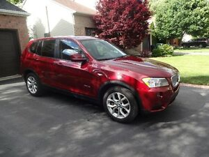 2011 BMW X3 28i SUV, Crossover EXTENDED WARRANTY UNTIL JAN 2017