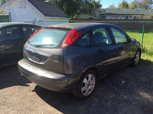 2002 Ford Focus ZX5 Hatchback for Parts