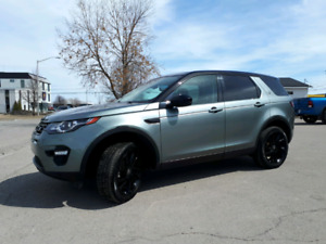 2016 Discovery Sport HSE Luxury
