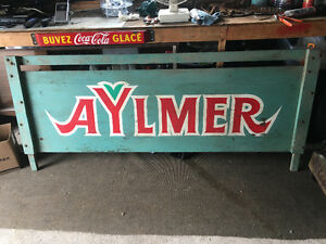 Aylmer Cannery stake truck side London Ontario image 1