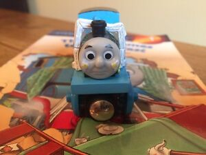 Special edition - Wooden Thomas train - comes to breakfast