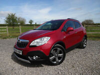 2014/14 Vauxhall Mokka 1.4T 16v Turbo ( 140ps ) 4X4 ( s/s ) SE