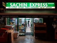 SACHIN EXPRESS FOR SALE IN HAMMERSMITH , REF: RB280