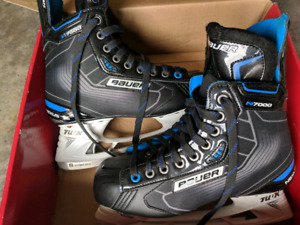 Bauer Nexus N7000 Senior Hockey Skate size 8D