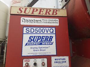 2007 Super B Grain Dryer