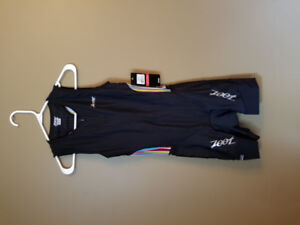 Zoot performance tri race suits and tank