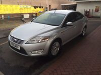 2010/10 ford Mondeo 2.0 TDCI top spec Ghia great car bargain