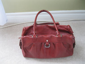 Leather Lodis Handbag