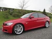 2008 BMW 320D M-SPORT **MELBOURNE RED**