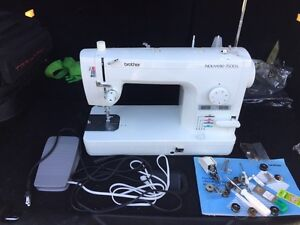 Brother 1500 quilting and sewing machine