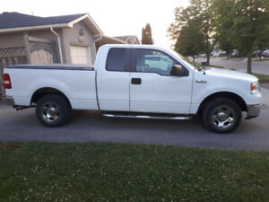 2007 FORD F150 XLT EXT CAB TRUCK