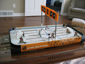 Coleco, NHL Power Play Hockey, Vintage 80's game