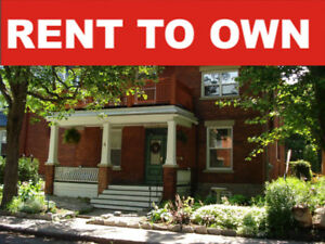 RENT and RENT TO OWN - Homes Throughout Toronto!