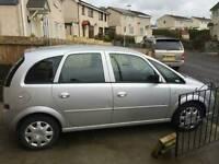 Vauxhall mervia 1.6