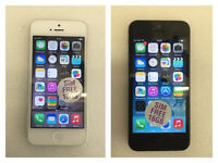 APPLE IPHONE 5 16GB UNLOCKED WITH RECEIPT AND WARRANTY