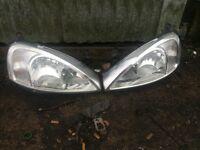 2 corsa c headlights