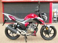 ZONTES JAVELIN 125 NEW FUEL INJECTION 2 YEAR WARRANTY FINANCE AUTHORISED DEALER