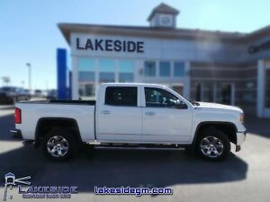 2015 GMC Sierra 1500 SLT  - one owner - local - trade-in - non-s