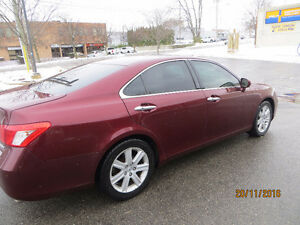 2008 Lexus ES350 - ULTRA LUXURY PACKAGE- Certified & E-tested