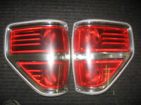 tail light feux lumiere arriere  f150 2009-14