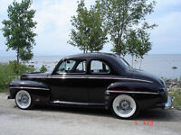 1947 Ford Deluxe Street Rod..or TRADE
