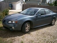 2006 Pontiac Grand Prix Sedan SUPER DEAL!!!!!!LOW KM!!!!!!!!!!!!