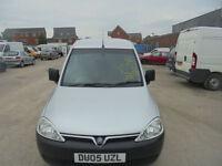 Vauxhall Combo 1.7CDTi 16v 2000 Crew VAN WITH DOG COMPARTMENT (DOG VAN) -