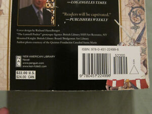 #1 NYT World Without End & Pillars of the Earth (Retail $51) $18 Kingston Kingston Area image 4