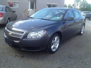 ▀▄▀▄▀▄▀► 2011 CHEVY MALIBU- WE FINANCE !-$7995  ◄▀▄▀▄▀▄▀