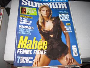 magazines summum et playboy