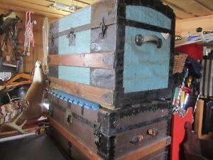 coffre malle valise