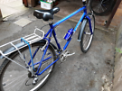 Henry burton bike.