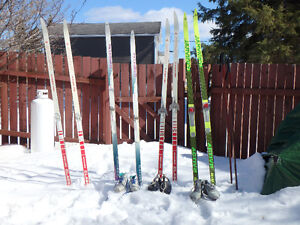 X country ski package