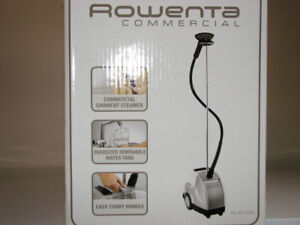 Commercial clothes steamer $65