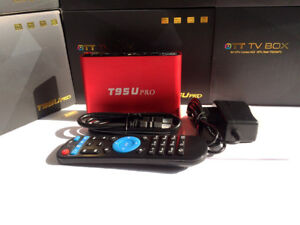 T95U PRO 3GB/32GB Dual Band WiFi-Gigabit LAN Android 7.1 TV BOX