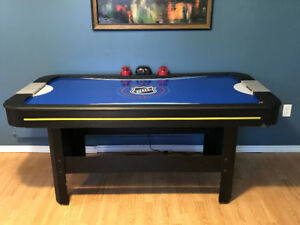 NHL AIR Hockey Table
