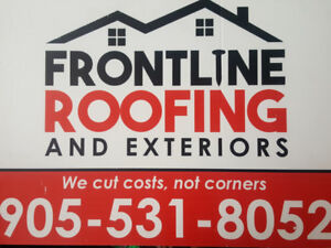 Lowest priced roof repairs and replacements