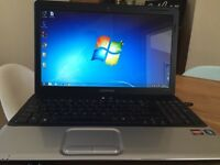 Hewlett Packard Compaq Windows 7 laptop