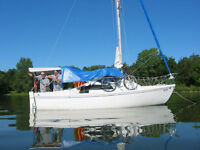 23' sailboat for sail in Lewisporte.