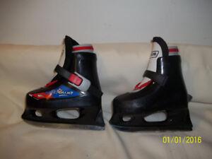 Boys/Toddler Size 6/7 Lil Champ Ice Skates