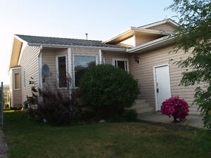 4 level split with attached double garage, Well Built & spacious