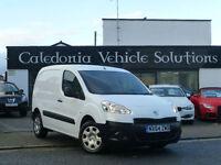 2014 64 Peugeot Partner 85S 1.6 L1 HDI